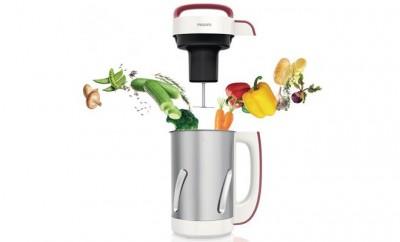 Philips SoupMaker, snel soep maken