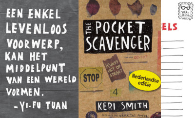 The Pocket Scavanger, Keri Smith