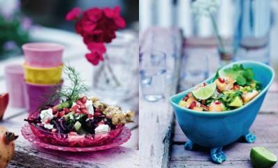 Salade-recepten