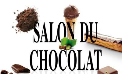 salon du chocolat, Brussel