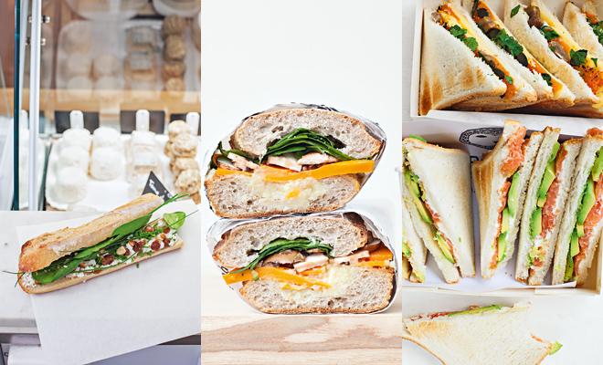 Sandwich-recepten