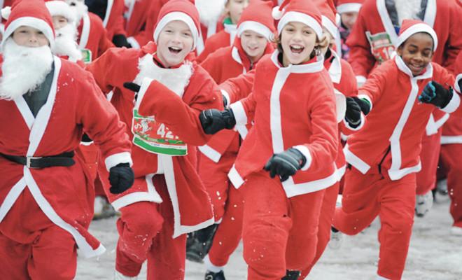 Santa Run, Breda