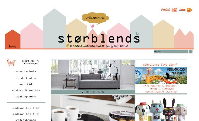 Scandinavisch design, Størblends - Like & Love (it!)