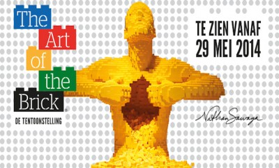 The Art of the Brick, bijzondere LEGO-tentoonstelling