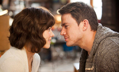 The Vow, met Channing Tatu