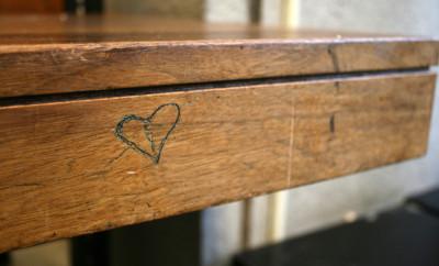 Uit! Een boek vol liefdesverdriet van Lauren Verster