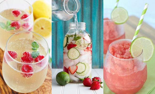 9x zomerse drankjes